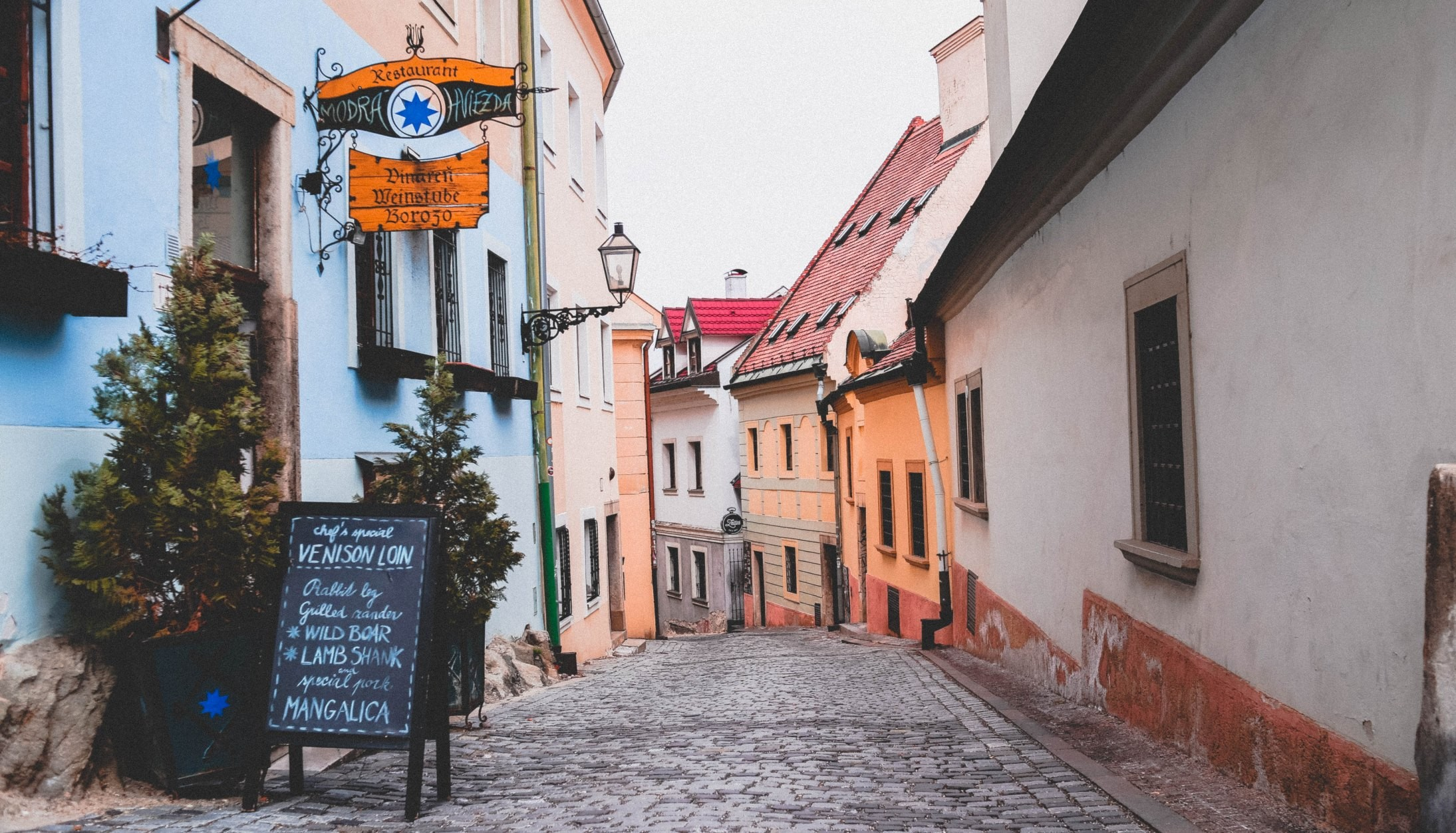 bratislava restaurant