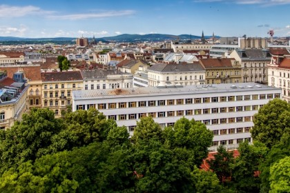 Investment opportunities in Vienna (article in Hungarian)
