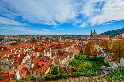 Real Estate Market in Prague