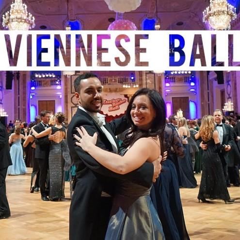 Ball season in Vienna