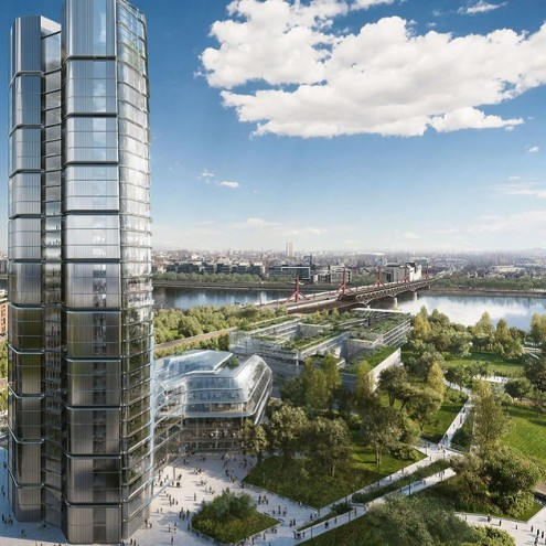 Budapest Developing - 5 Remarkable Future Project