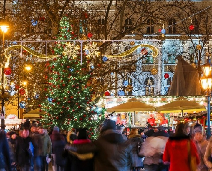 Budapest Christmas Fair Was Voted Second-Best in Europe