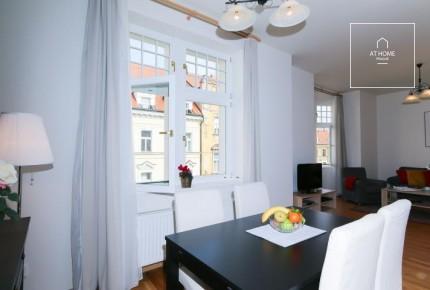 Nice 1bedroom apartment, Na Kozačce, Vinohrady